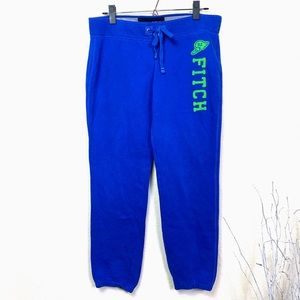 Abercrombie & Fitch Blue 92 Sweatpants